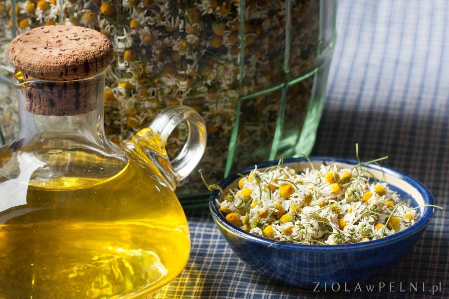 olej rumiankowy